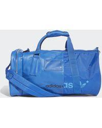 adidas Blue Version Remix Duffelbag - Blau