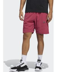 adidas Cross-up 365 Short - Roze