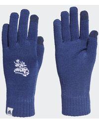 adidas Real Madrid Handschoenen - Blauw