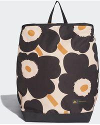 adidas Marimekko Unikko Allover-print Backpack - Black