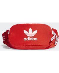 adidas Adicolor Classic Heuptas - Rood