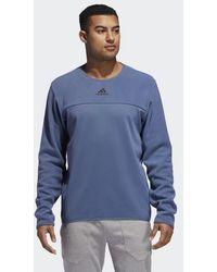 Team Issue Crew Sweatshirt Blue
