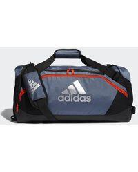 adidas Team Issue 2 Duffel Bag Medium - Blue