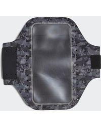 adidas Universal Armband 2.0 Reflecterend Zwart Maat S