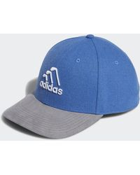 adidas Gorra Club 3 bandas - Azul