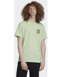 adidas T-shirt Bodega Popsicle - Verde
