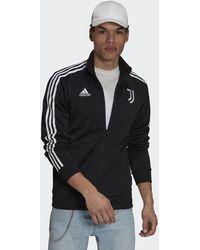 adidas Juventus 3-stripes Track Top - Black