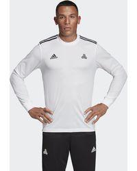 adidas Camiseta TAN Mid Weight - Blanco