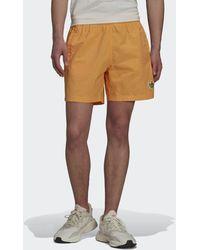 adidas Fruit Badge Short - Oranje
