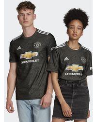 adidas Manchester United 20/21 Uitshirt - Groen