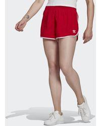 adidas - Adicolor Classics 3-Streifen Shorts - Lyst