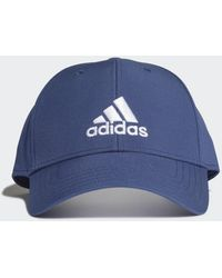 adidas Honkbalpet - Blauw