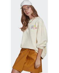 adidas - Adicolor Essentials Sweatshirt - Lyst