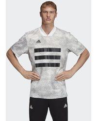 adidas Maglia TAN Graphic - Bianco