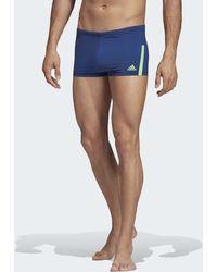 adidas - Boxer de natation Graphic - Lyst
