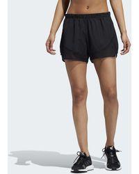 adidas Short Marathon 20 Light Speed - Noir