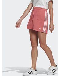 adidas Adicolor Classics Polar Fleece Rock - Pink