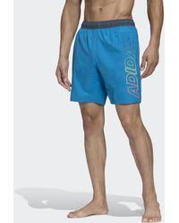adidas Bañador Lineage CLX - Azul