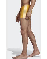 adidas 3-Streifen Boxer-Badehose - Mehrfarbig