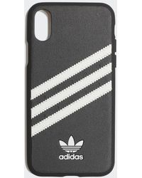 adidas Molded Case Iphone X - Zwart