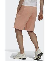 adidas Adicolor Classics MM Trefoil Shorts - Pink