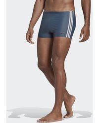 adidas 3-stripes Swim Boxers - Green
