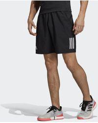 adidas Club 3-stripes 9-inch Short - Zwart