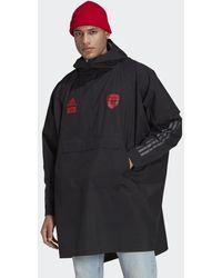 adidas Arsenal X 424 Poncho - Zwart