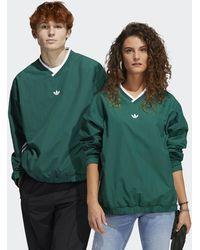 adidas Wind Pullover (gender Neutral) - Green