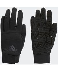 adidas Football Street Handschuhe - Schwarz