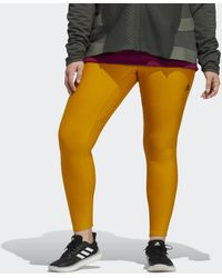 adidas Cold.rdy Alphaskin Lange Legging - Metallic