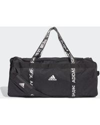 adidas 4athlts Duffel Bag Large Black