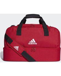 adidas Tiro Duffel Small - Red