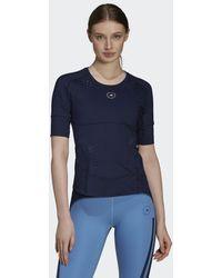 adidas By Stella Mccartney Truepurpose T-shirt - Blauw