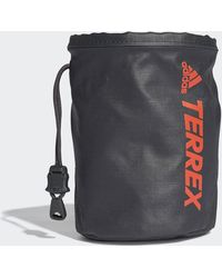 adidas Synthetic Terrex Agravic Backpack Large in Black Lyst