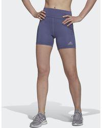 adidas Own The Run Korte Hardlooplegging - Paars