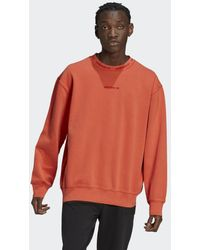 adidas Dyed Crewneck Sweatshirt - Oranje