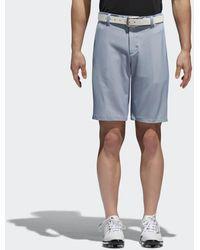 adidas - Ultimate 365 Pinstripe Shorts - Lyst