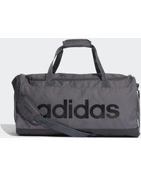 adidas Linear Duffeltas - Zwart