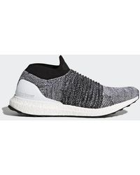 f70ac2526e2 Lyst - adidas Ultraboost Laceless Shoes in Blue for Men