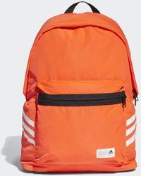 adidas Classic Future Icons Rugzak - Oranje