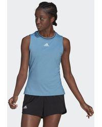 adidas - Canotta Tennis Match - Lyst