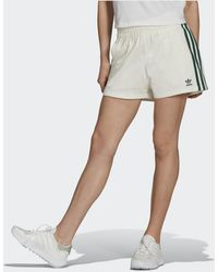 adidas Tennis Luxe 3-stripes Short - Wit