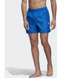 adidas Bañador CLX Solid - Azul
