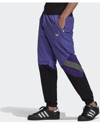 adidas Pantalón SPRT Archive Woven - Morado