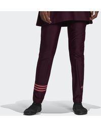 adidas 3-stripes Zwemlegging - Rood