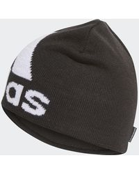 adidas Bonnet Big Logo Climawarm - Noir