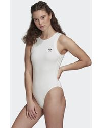 adidas Bodysuit - Wit