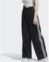 High-waisted Tracksuit Bottoms