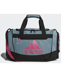 adidas Defender 3 Duffel Bag Small - Green
